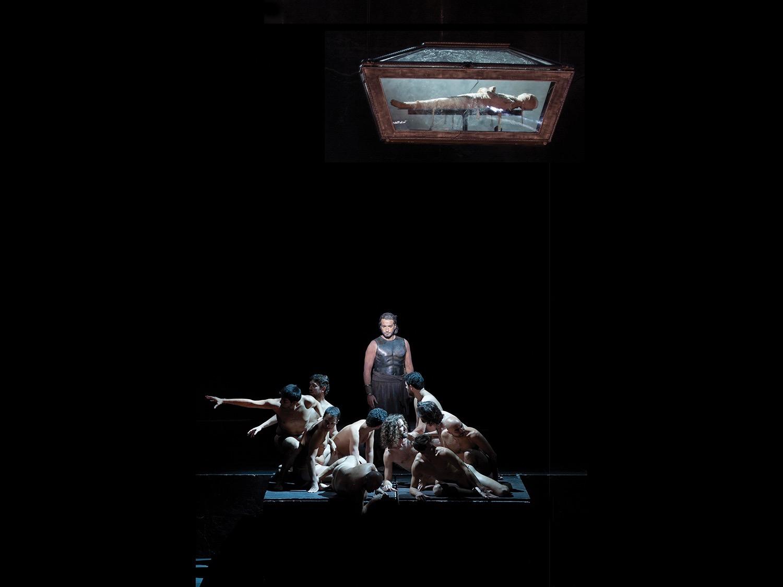 Semiramide Teatro San Carlo Naples, 2011 © photo by Luciano Romano