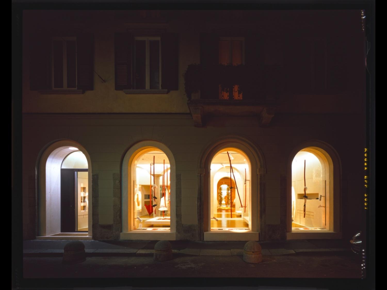 Brioni Donna Milan, 2002 (photo courtesy of Studio Cerri & Associati)