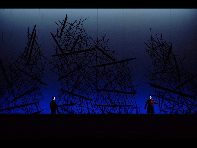 Faust Teatr Wielki Warsaw, 2008 ©photo by Stefan Okolowicz