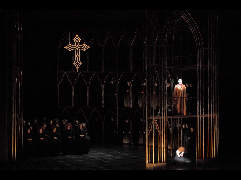 Faust Latvian National Opera, Riga, 2016   ©photo A. Zeltina, LNOB