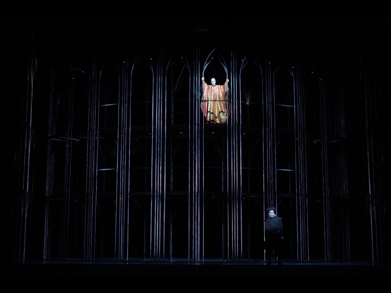 Faust Latvian National Opera, Riga, 2016   ©photo by AJ Weissbard