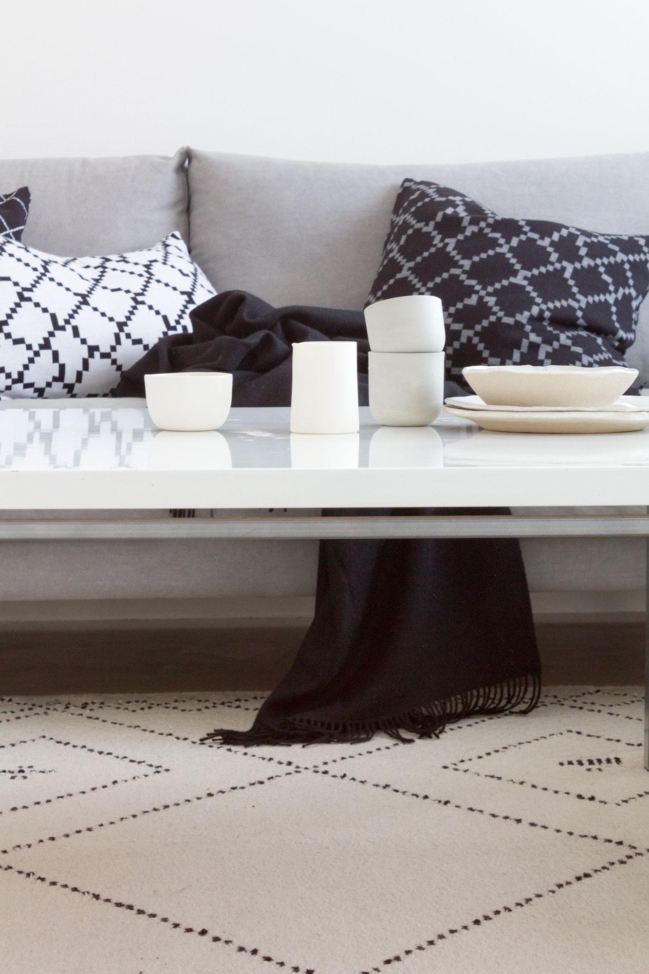 Seitti-tyynynpäällinen / Seitti cushion cover