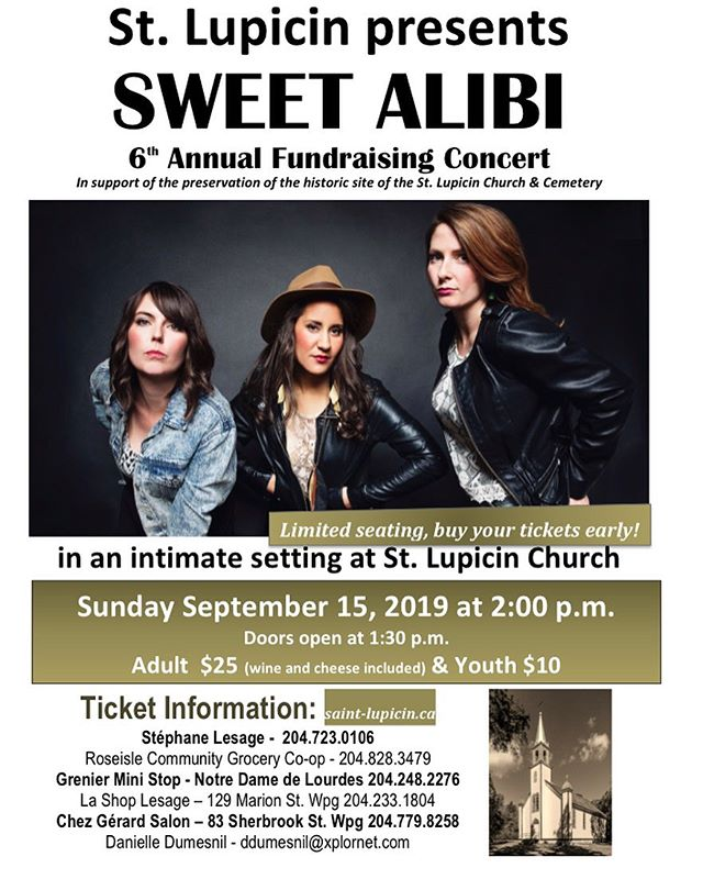 After Harvest Moon we head to St. Lupicin for their 6th Annual Fundraiser wine and cheese party!  Sweet Alibi, Wine, and Cheese. Triple win!