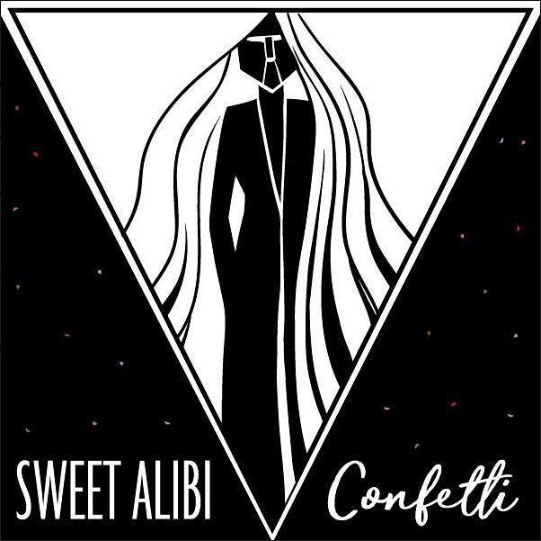Here it is, our newest single Confetti! Produced by @matthew_c_peters and @matthewschellenberg! Featuring members of @dirtycatfishbrassband, @princealasdair, and Sandy Fernandez! Link in bio.  #sweetalibi #manitobamusic #winnipegmusicscene #confetti