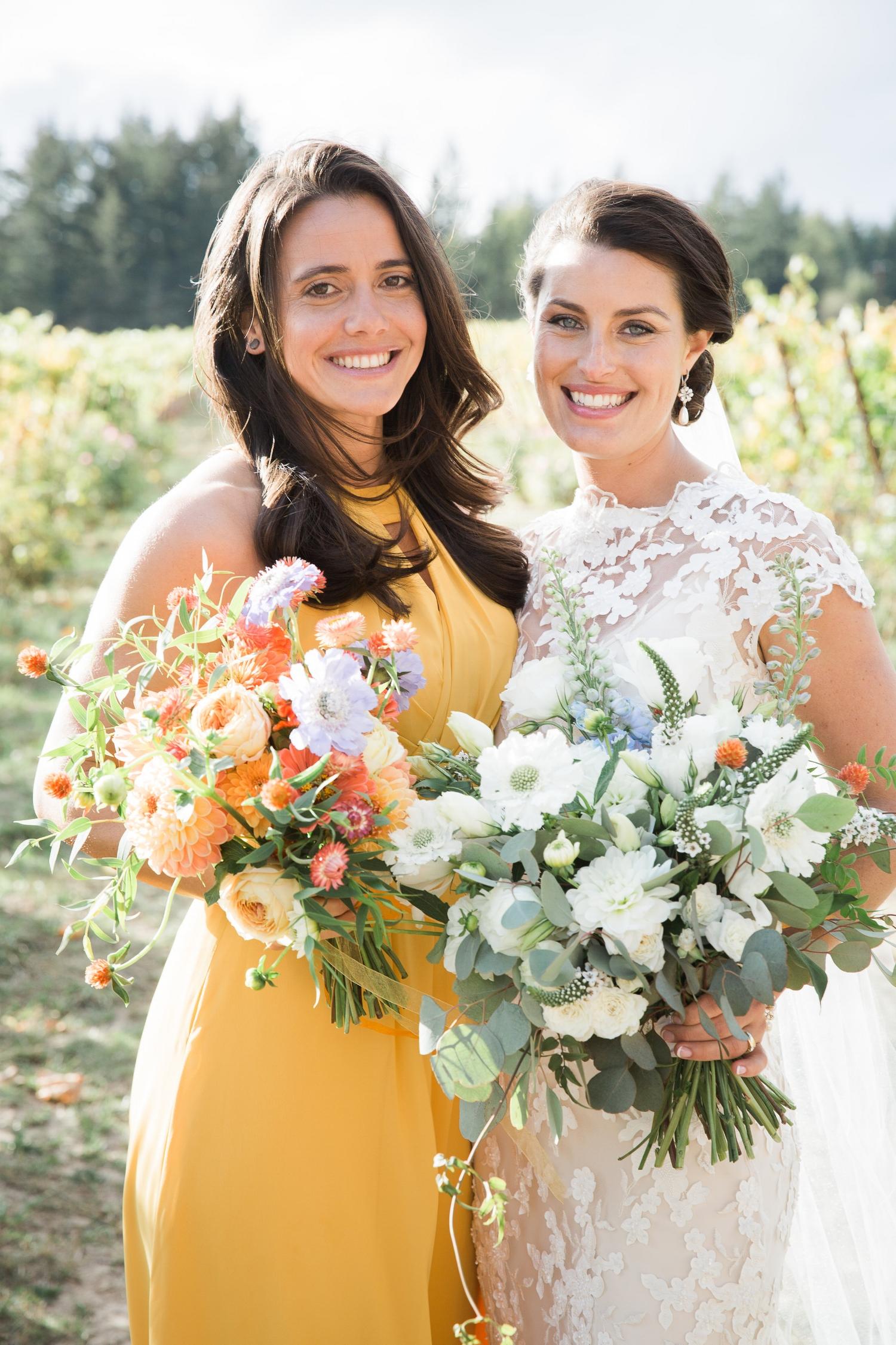 Zenith Vineyards Wedding -