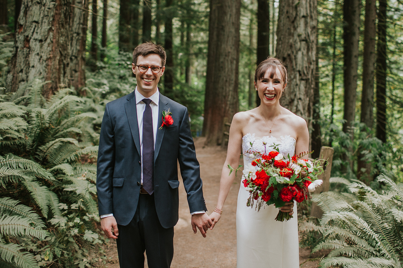 Bride-Groom-Forest-park-holding-hands.jpg