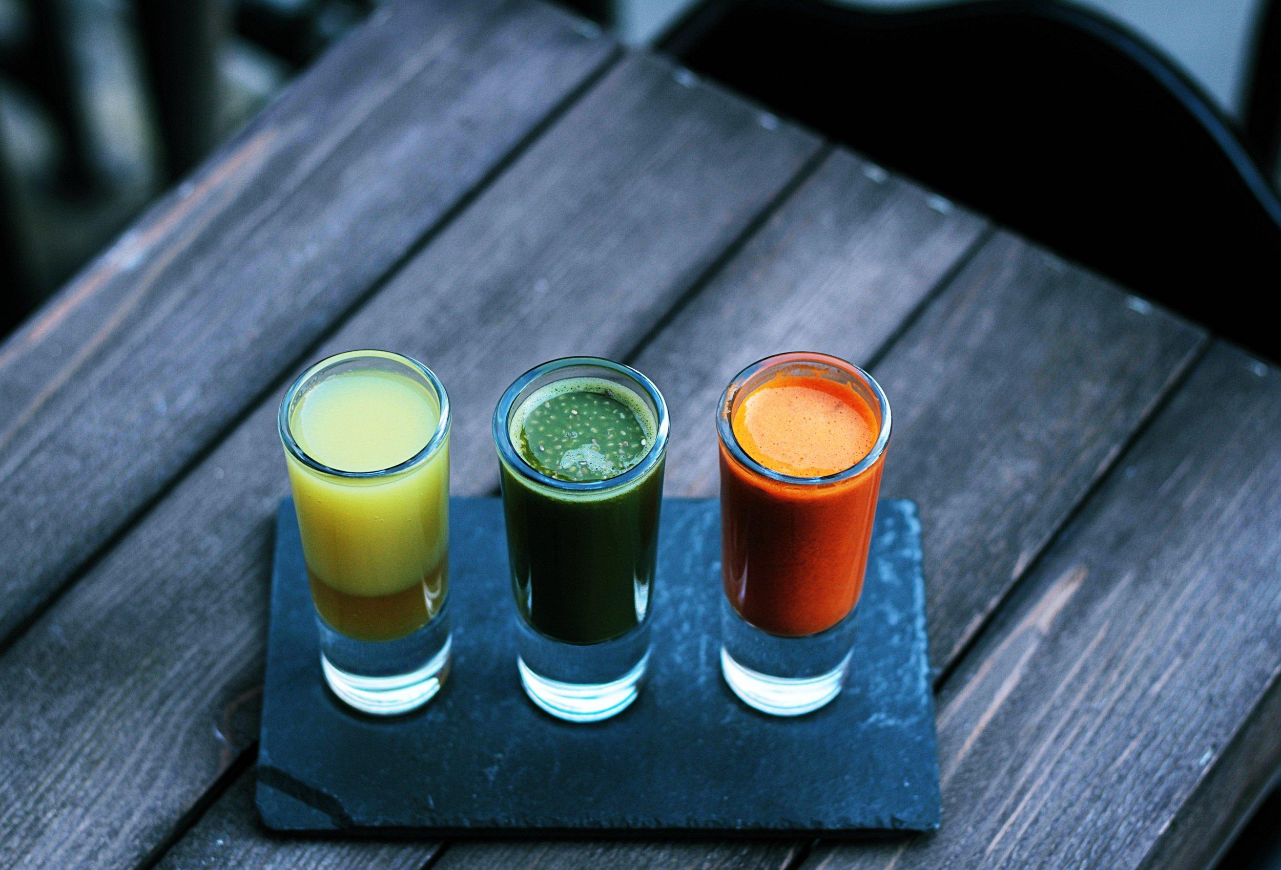Why a Juice Cleanse? By Skondasana Yoga Wellness Marketing