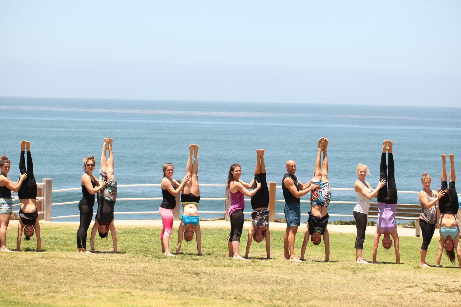 Prana Yoga Teacher Training 2018 La Jolla, California