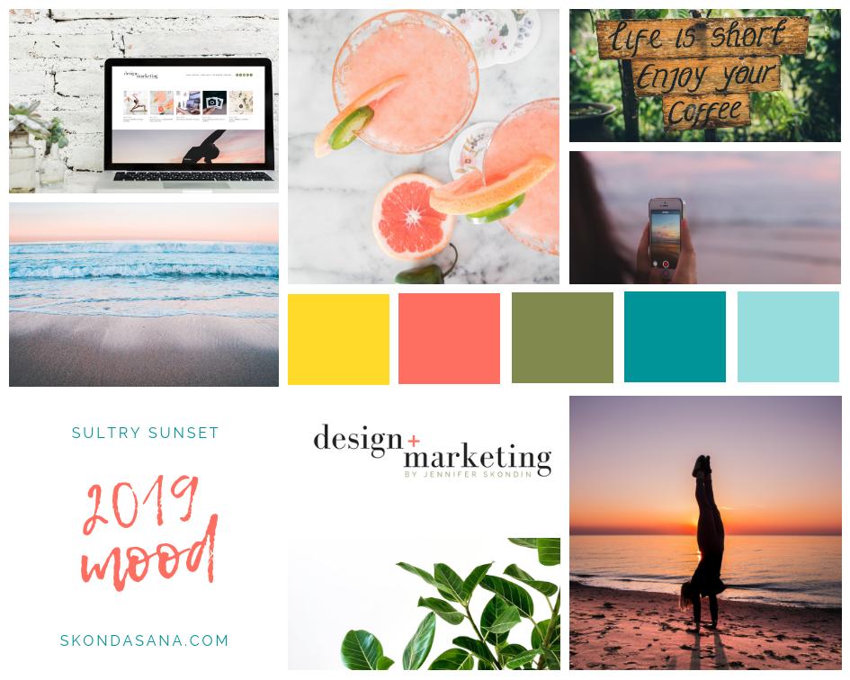 Yoga and Wellness Design and Marketing Mood Board 2019.png