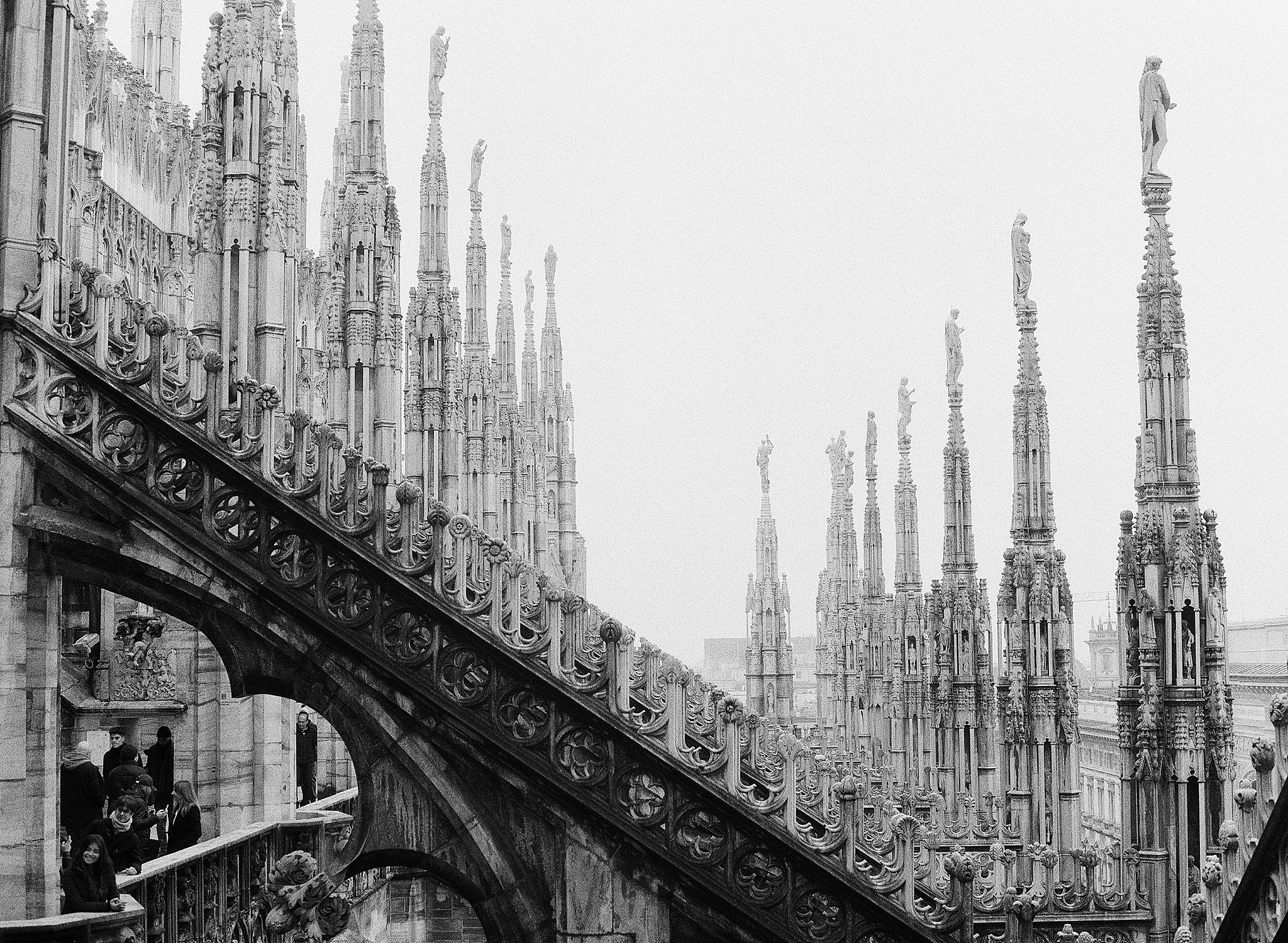 Milan, Italy - March 2018