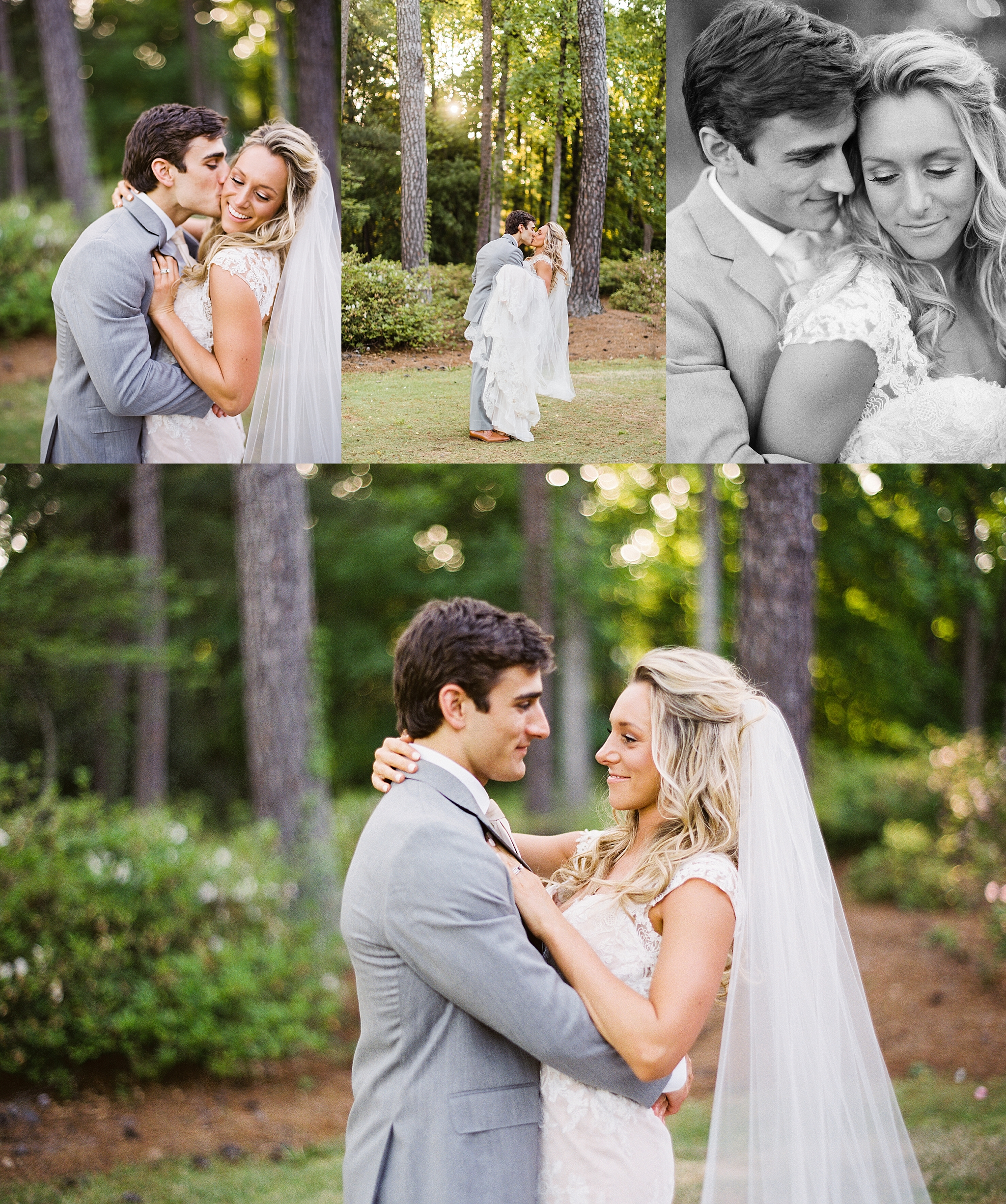 Carli + Jacob - country club of the south