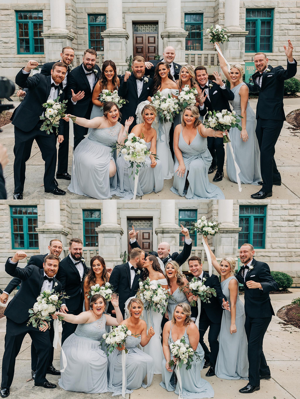 Lauren + Josh's Wedding03.15.19Historic Dekalb Courthousewww.heatherwallphoto.com