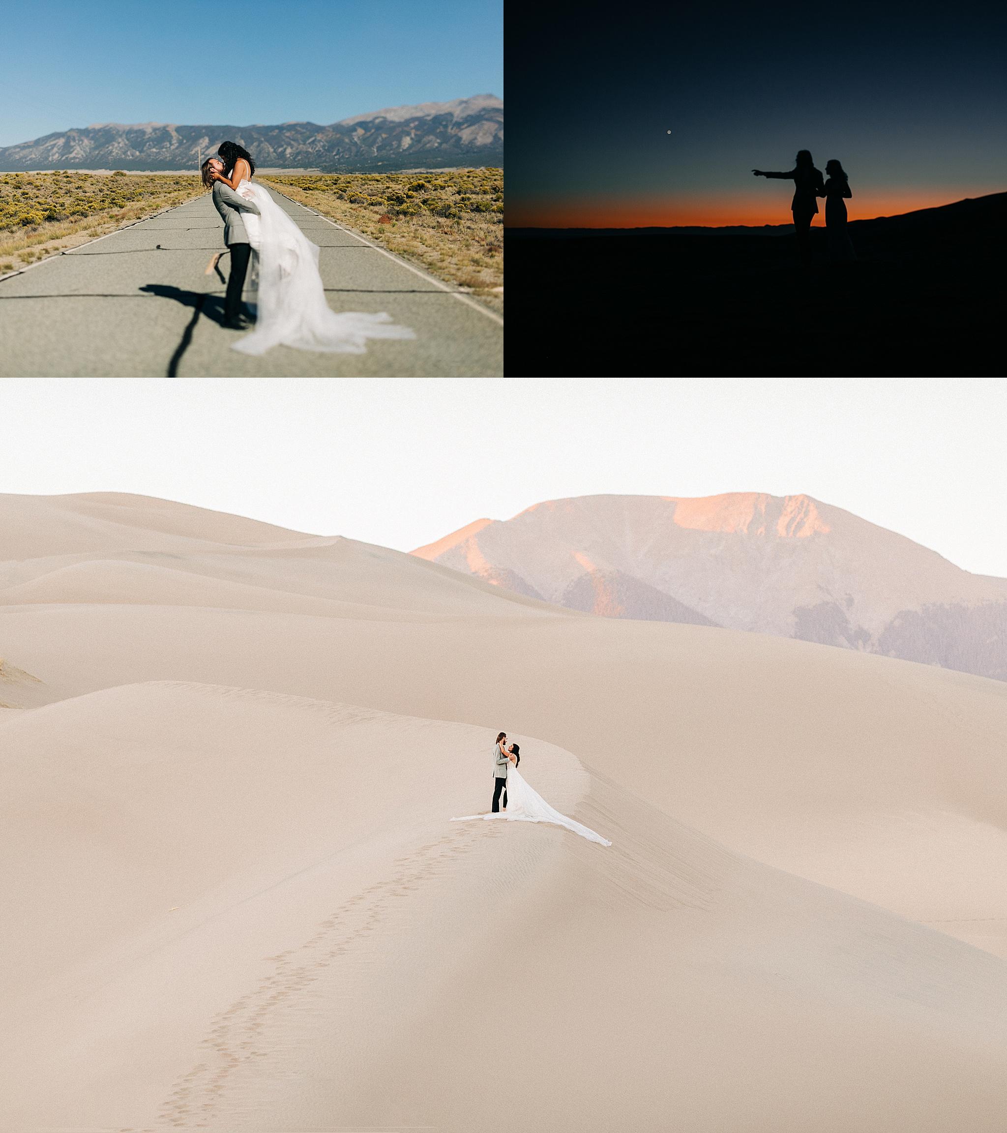 Ed + Sheena - colorado elopement
