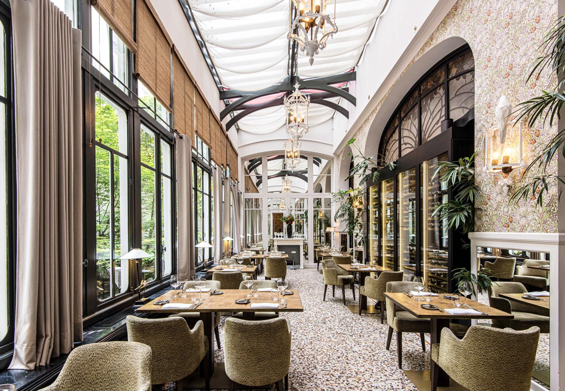 Restaurant Les Climats Paris