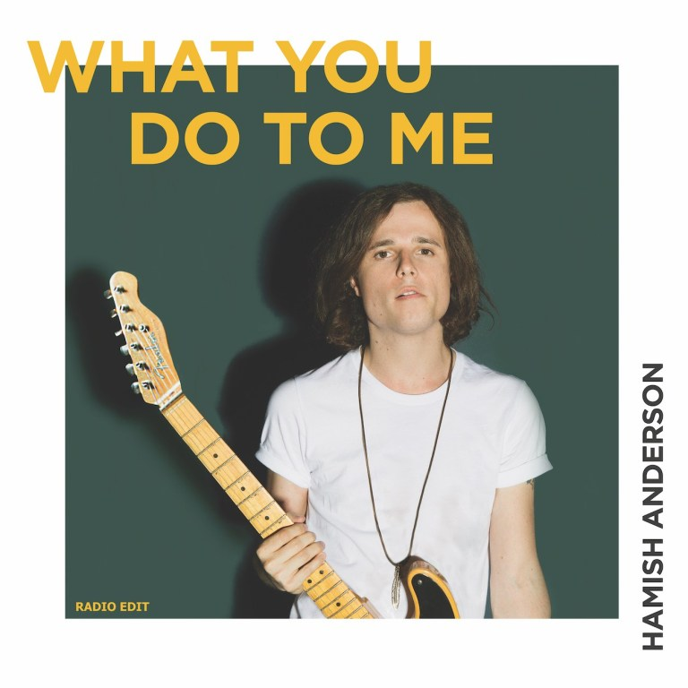 Atwood Magazine Premiere's Hamish's Single What You Do to Me - April 3, 2019
