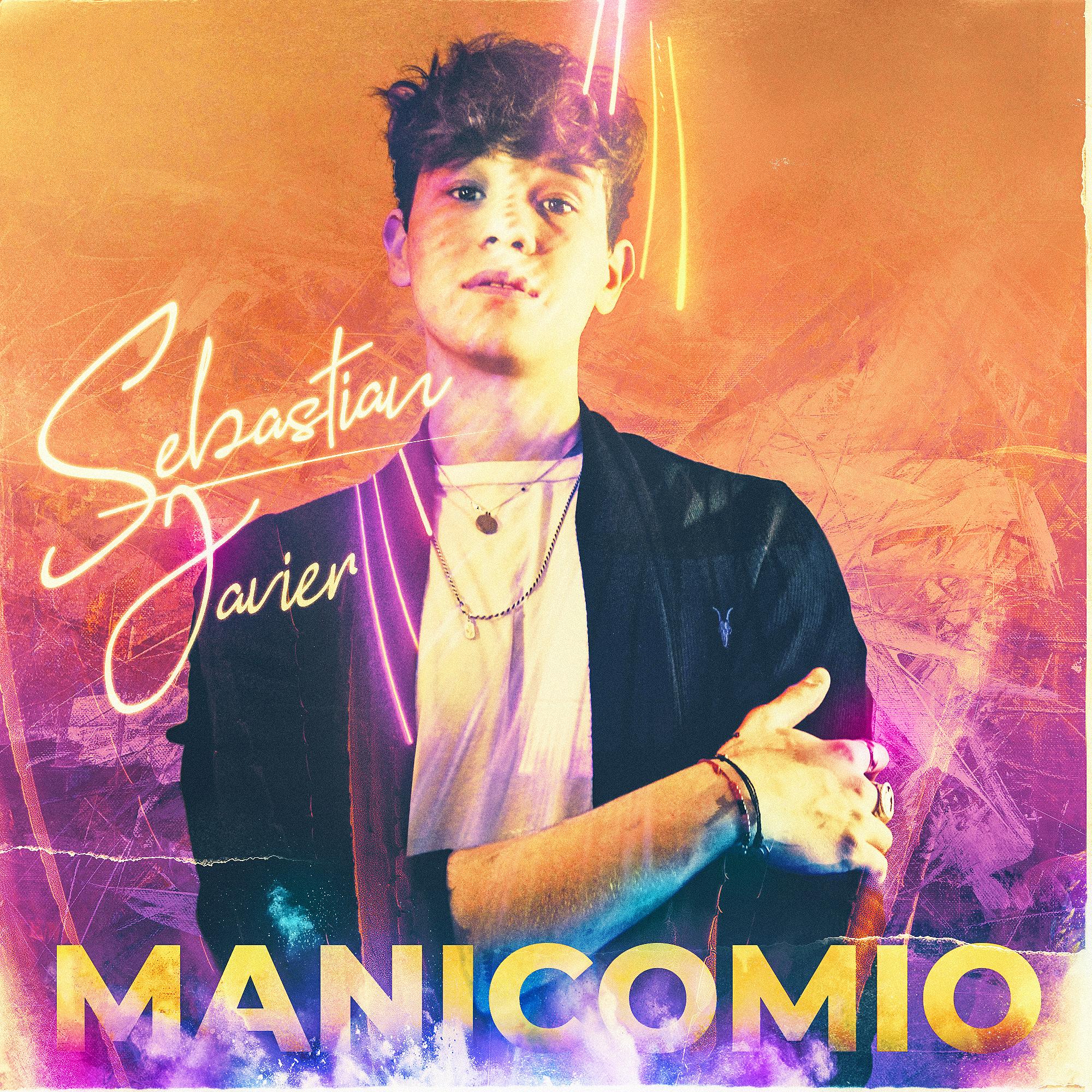 Sebastian Javier Releases Debut Single + Video Manicomio - April 11, 2019