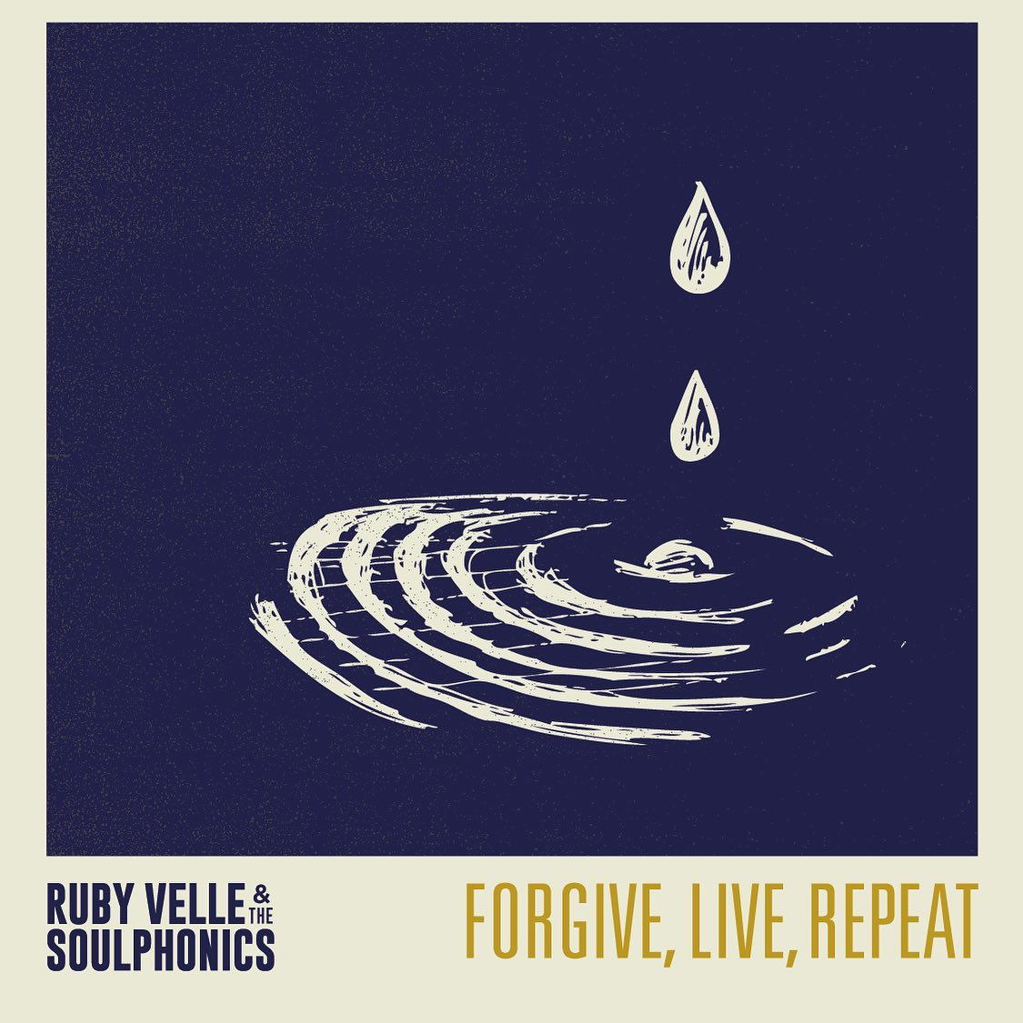 SoulTracks Premieres RV&S 'Forgive, Live, Repeat' - July 10, 2019