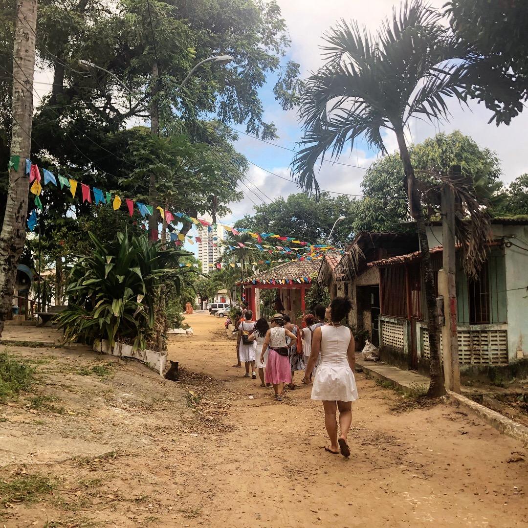 Dancing & Drumming at the Source - Viver Brasil's Annual Travel Program
