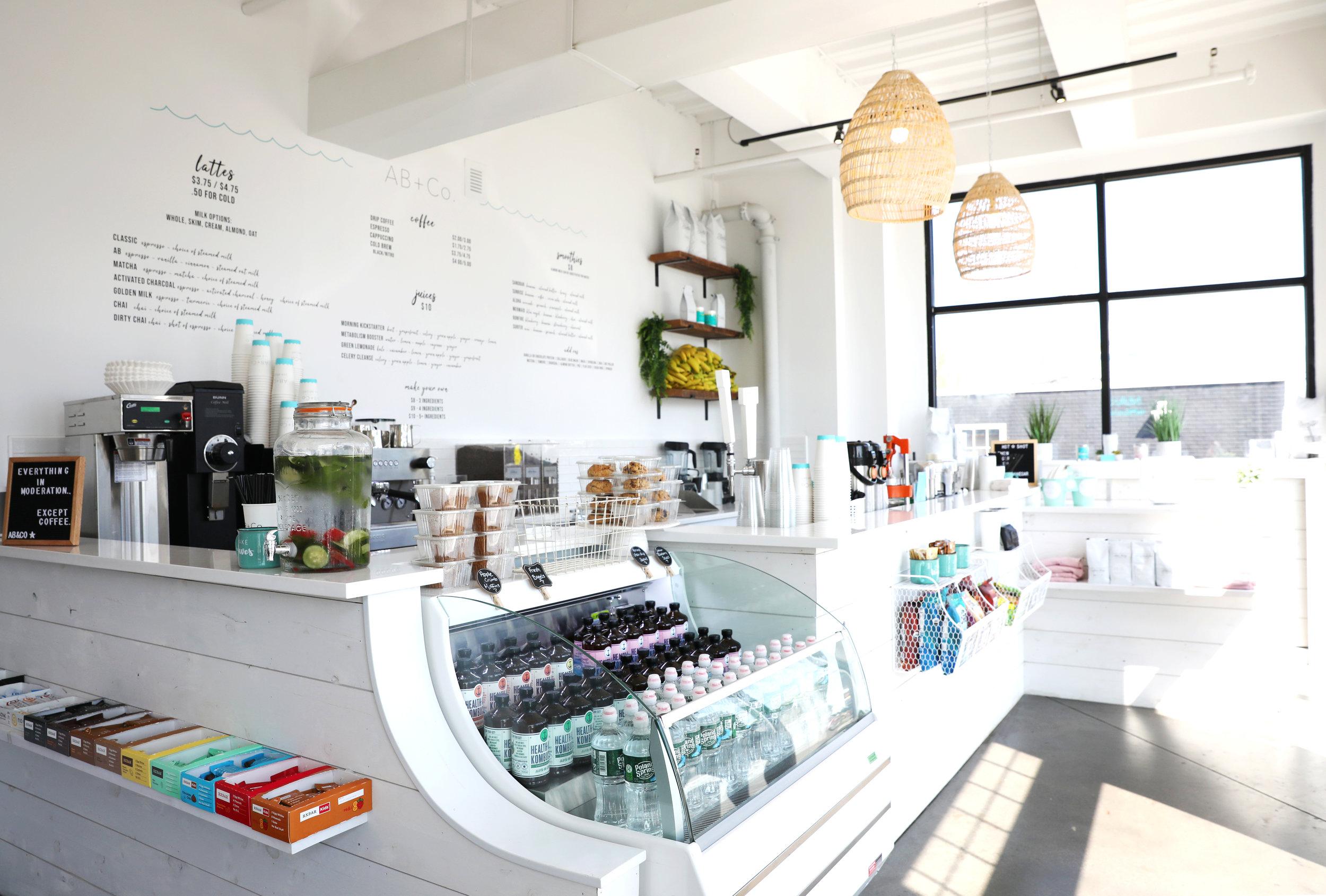NYC and NJ based lifestyle, interiors, exterior, branding, photographer JENNIFER LAVELLE PHOTOGRAPHY - Salt Design Co. and AB Fitness, Sea Bright, NJ