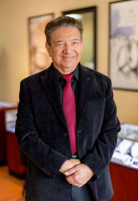Our Founder, Carlos Mancia