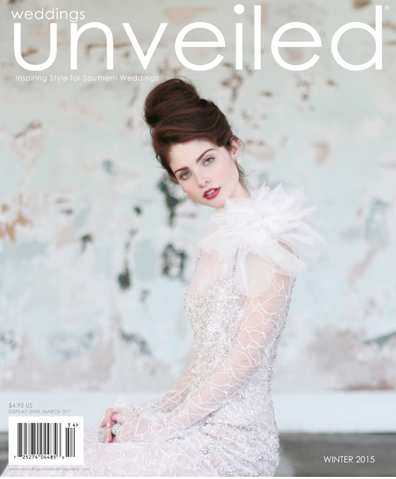 Weddings Unveiled Winter 2015
