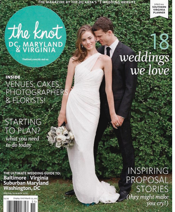 The Knot Virginia Spring 2015