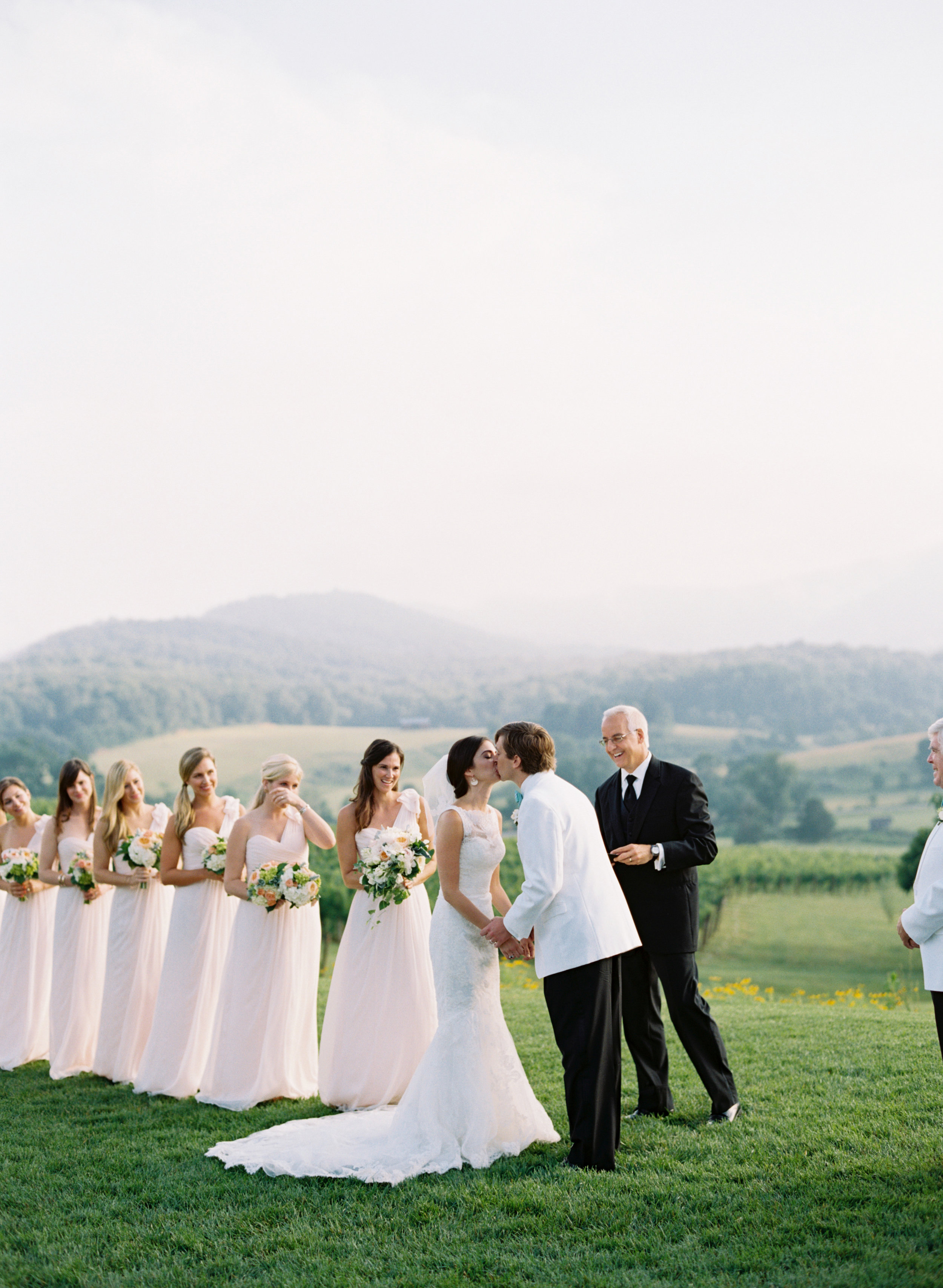 mallory joyce design pippin hill wedding