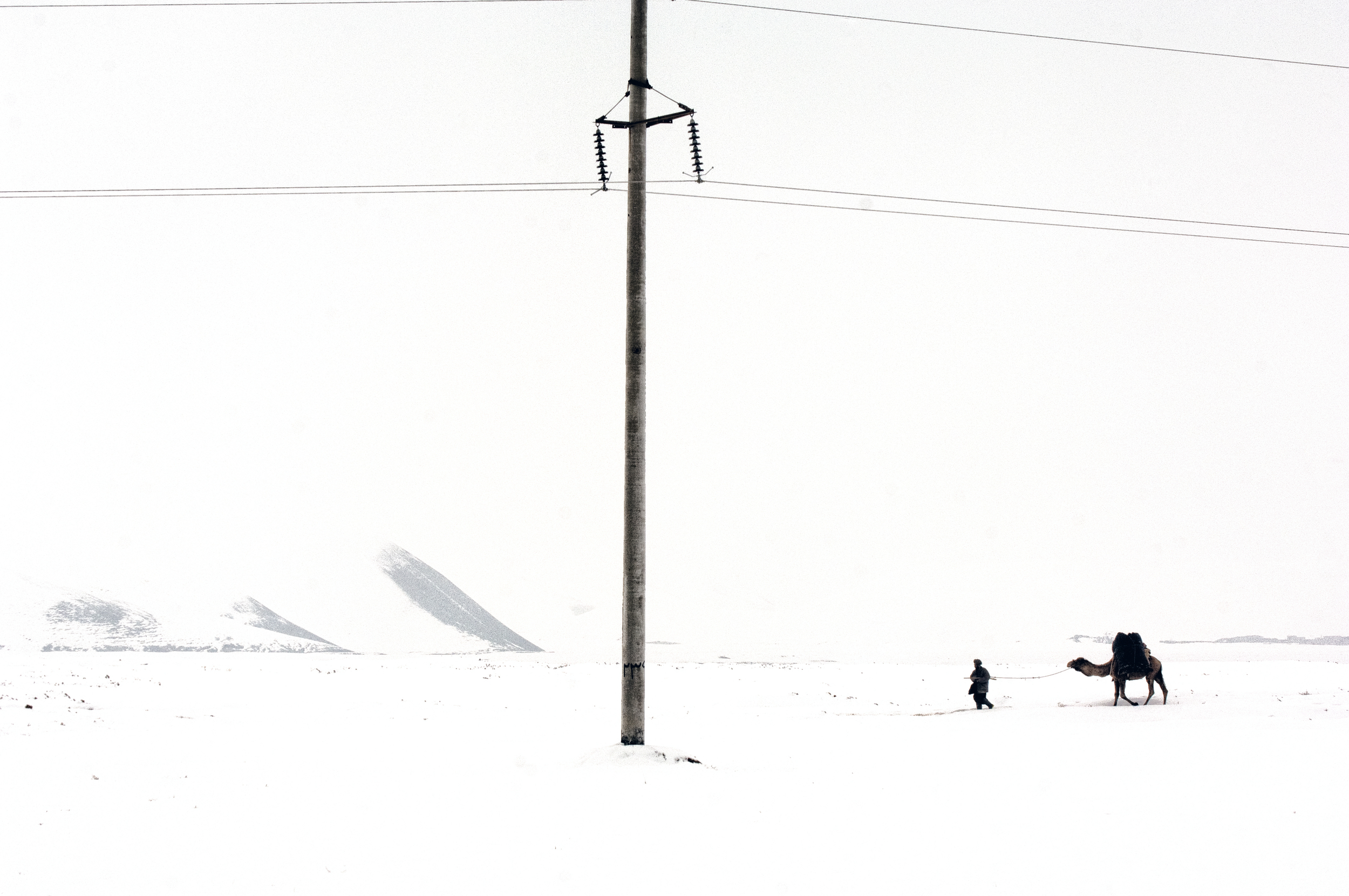Jowzjan Province, Afghanistan, February 14, 2008. (Photo/Mark Pearson)