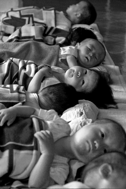 state ran orphanage Wonsan