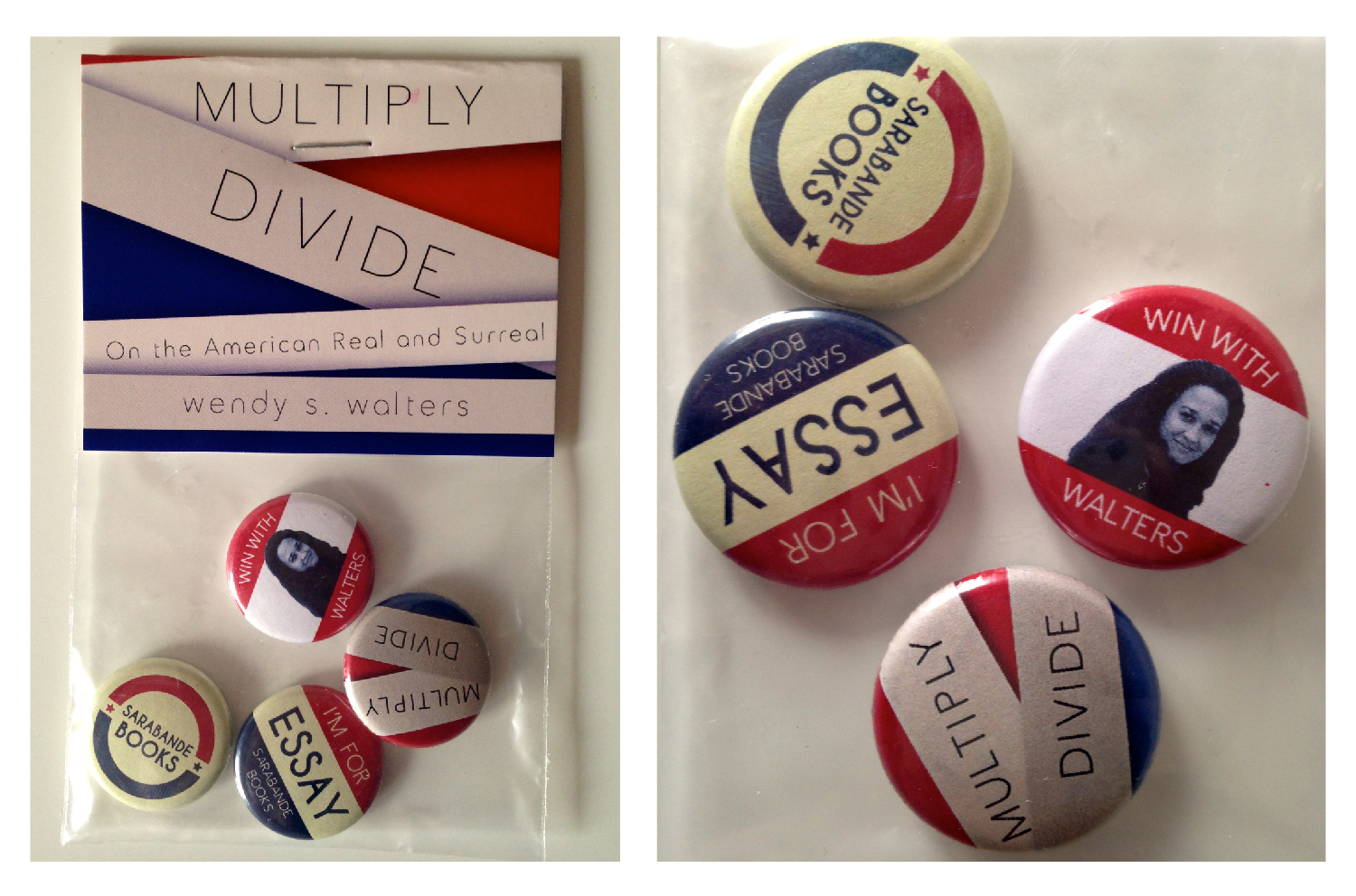 Promotional Button Pack