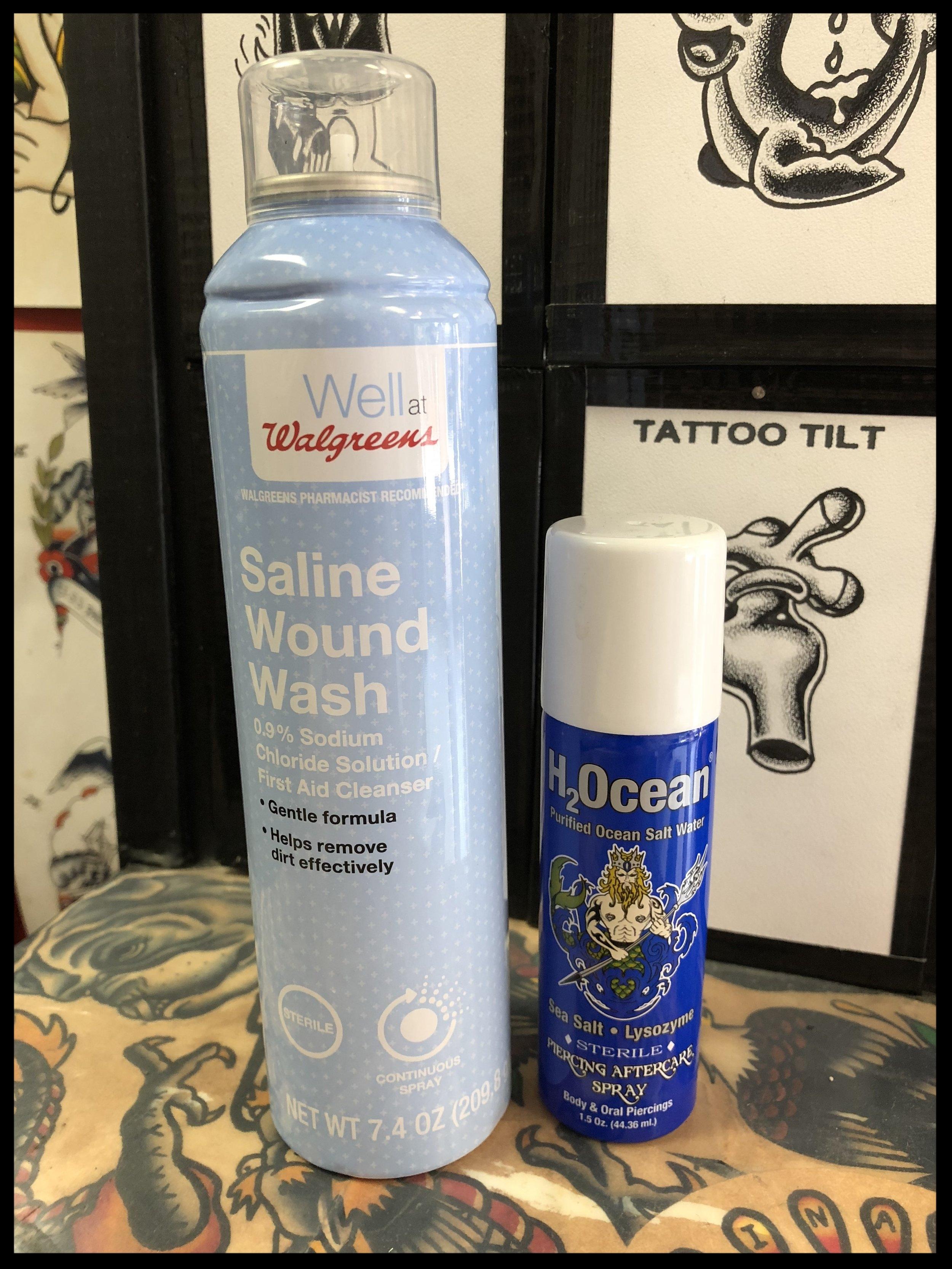Basic Piercing Care — NewLife Tattoos