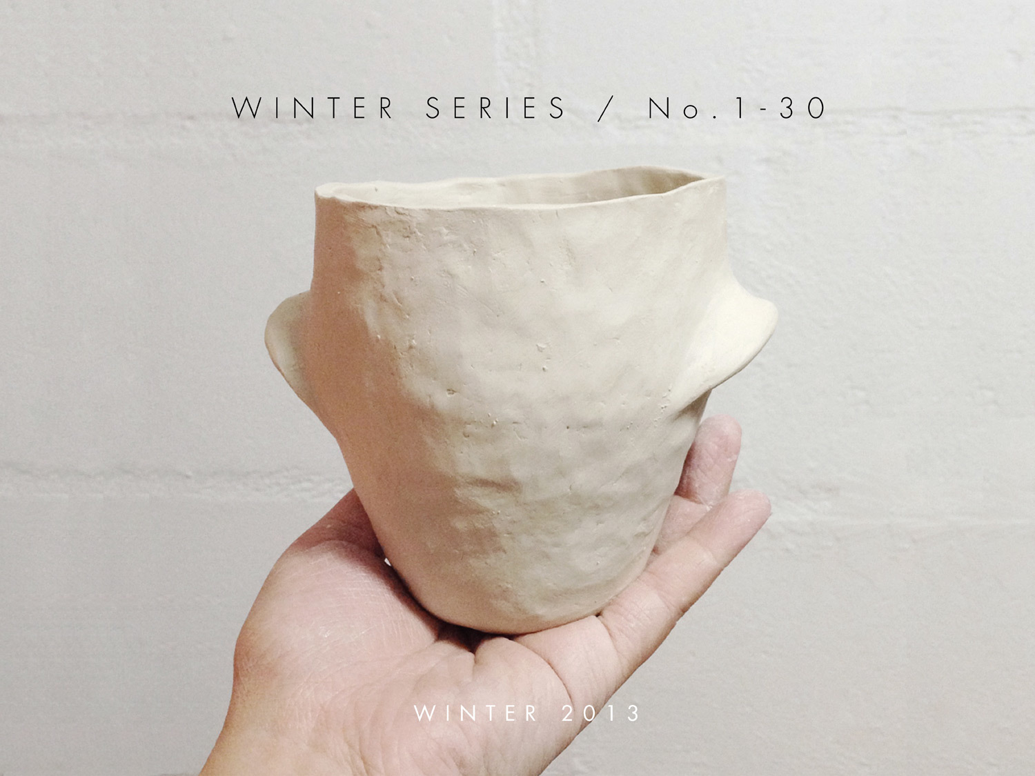 Winter Series / No. 1 - 30 / 2013 / Bailey Doesn't Bark