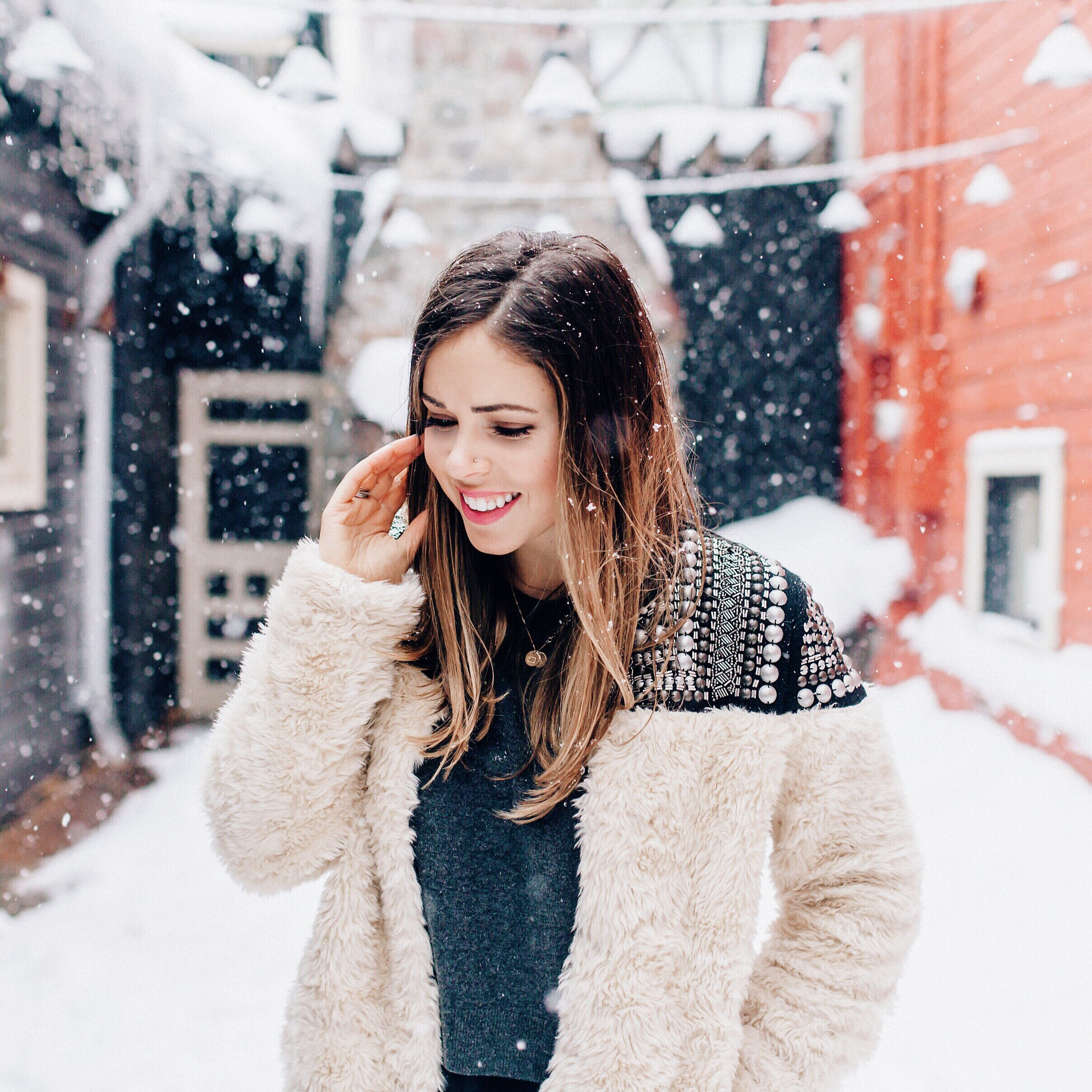 Sundance winter wonderful / photo by http://www.anchoredimagephotography.com/