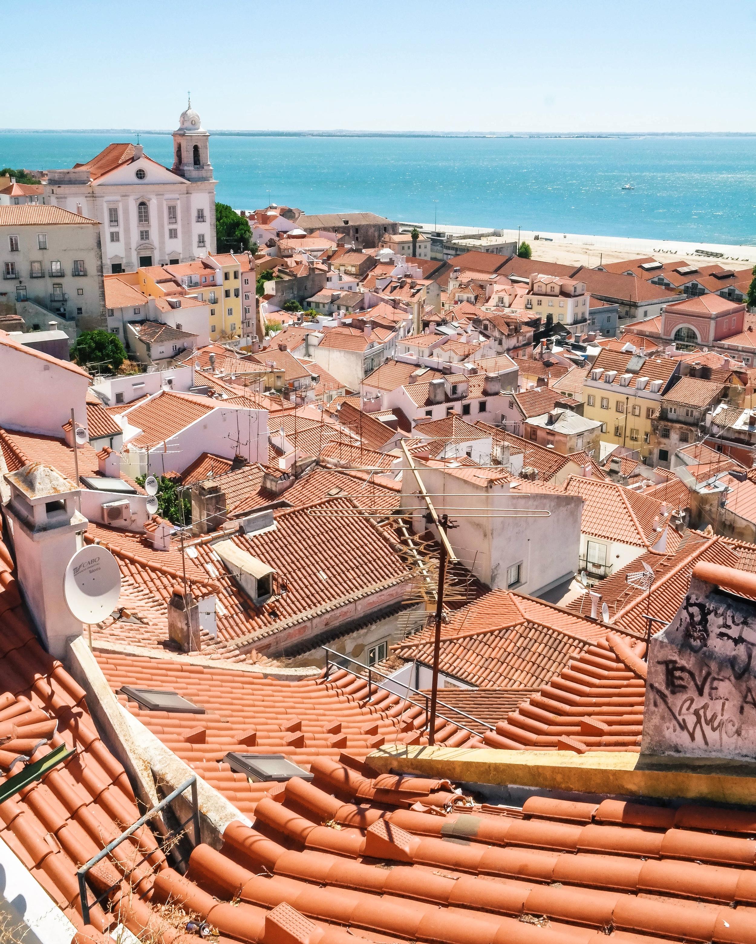 Lisbon, Portugal taken with a Samsung NX500
