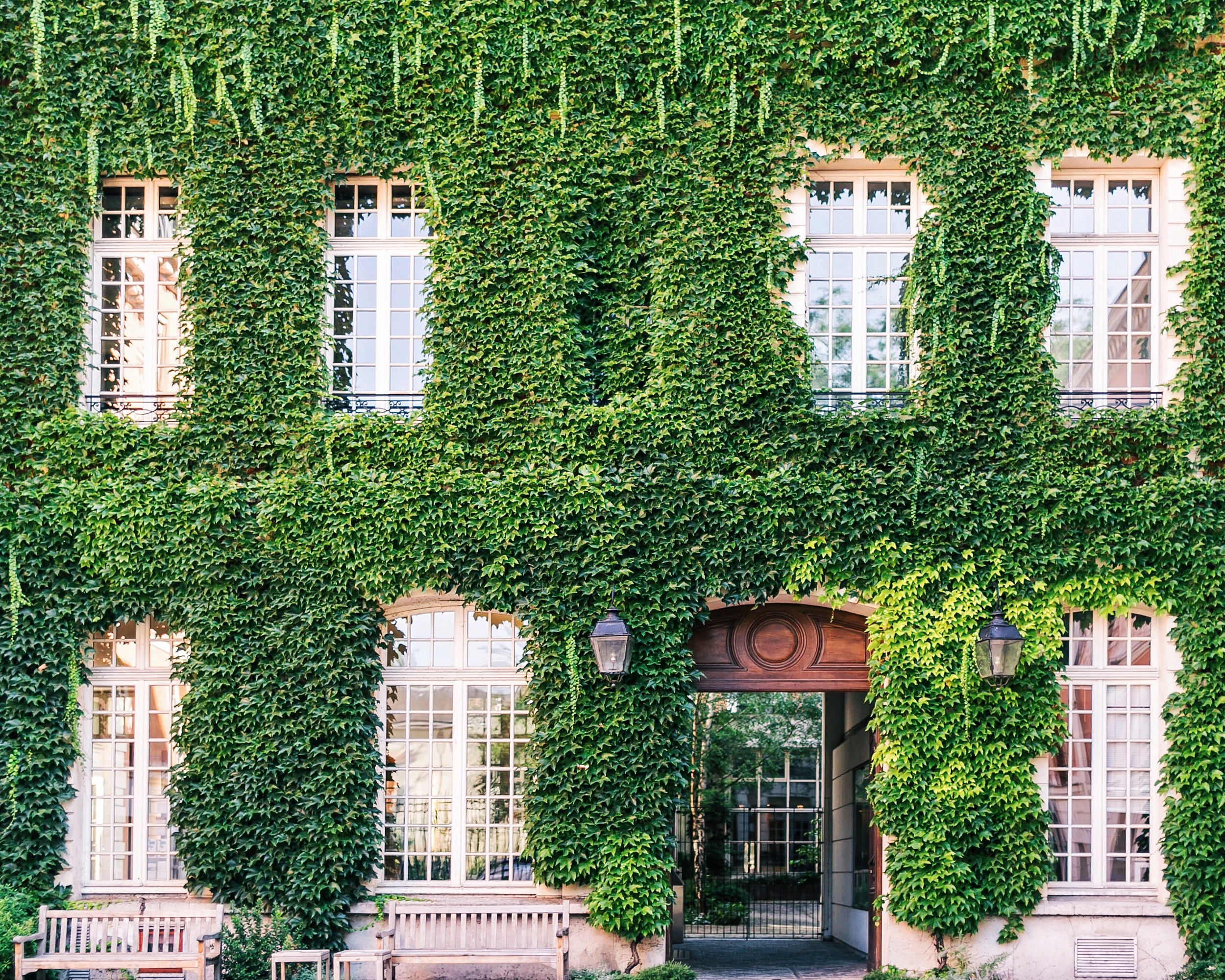 Le Marais in Paris via a Canon 6D