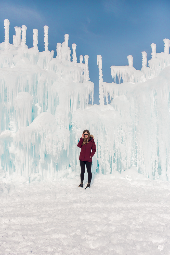 The bucket list item you've never heard of - Ice Castles