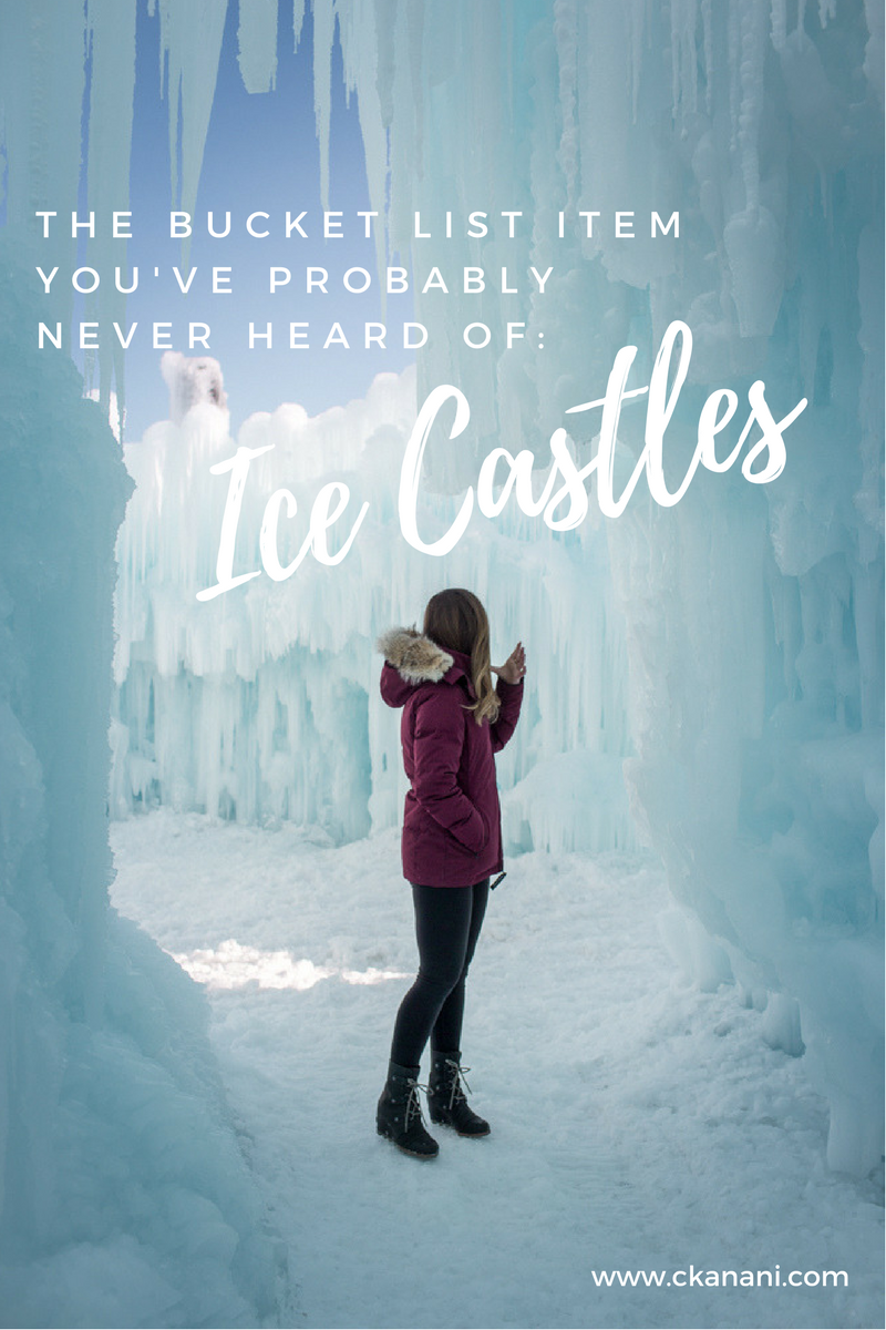 Ice Castles: The Bucket List Item You've Probably Never Heard Of