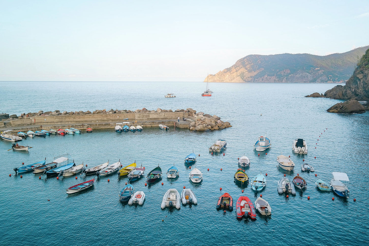 Exactly how to spend 3 days in Cinque Terre