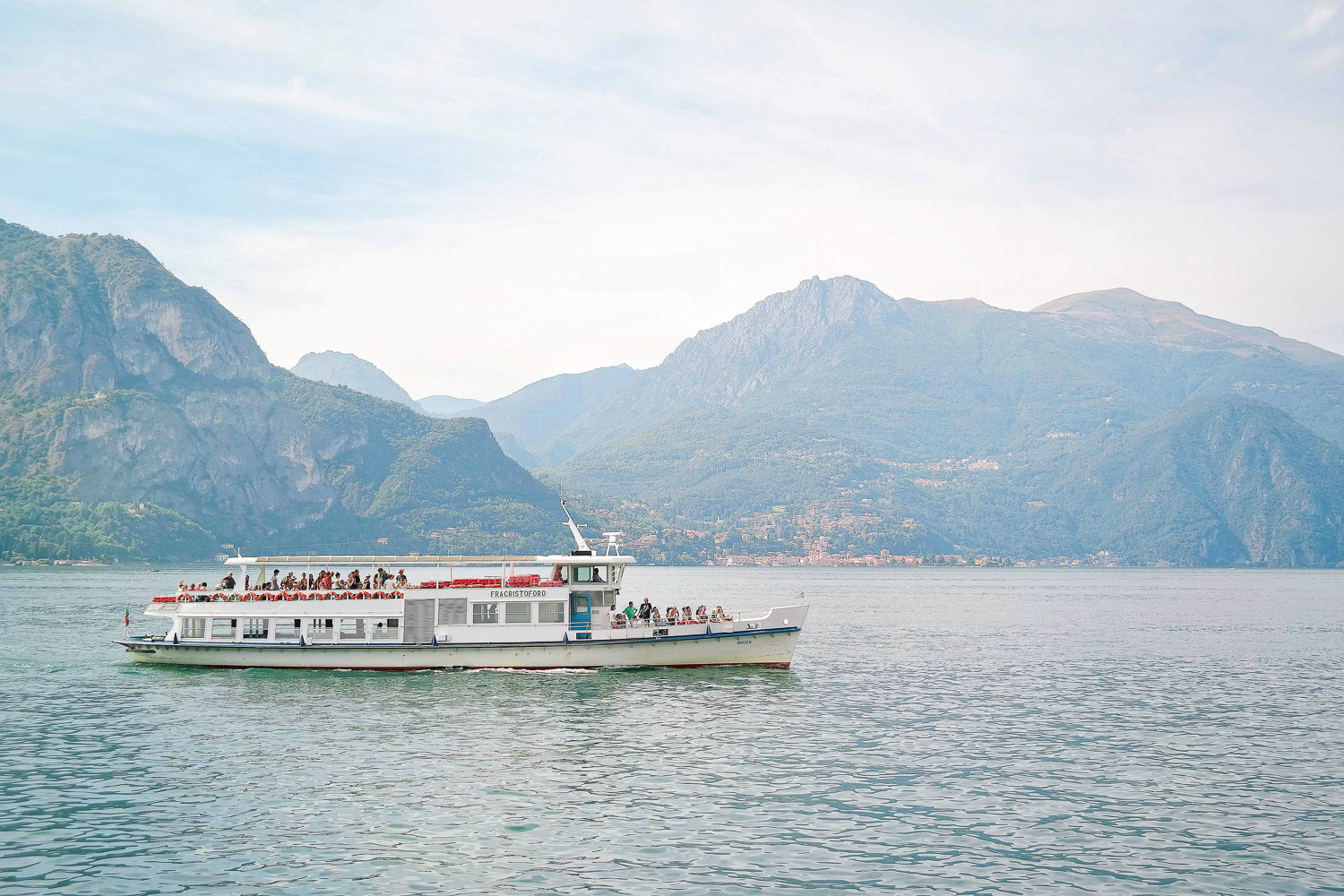 Things to do in Lake Como, Italy - explore via ferry!