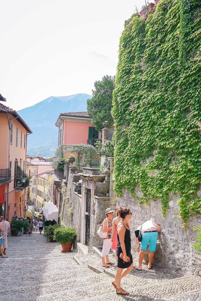 Charming Bellagio on Lake Como