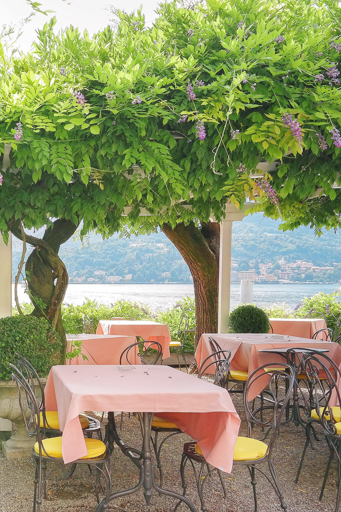 Restaurants in Lake Como, Italy