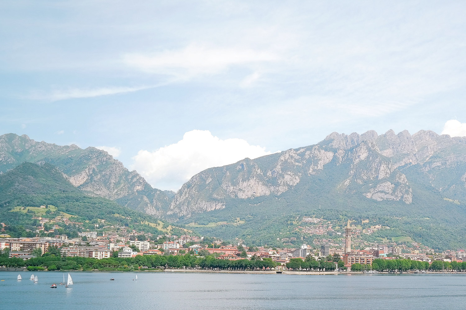 Where to go in Italy: Lake Como