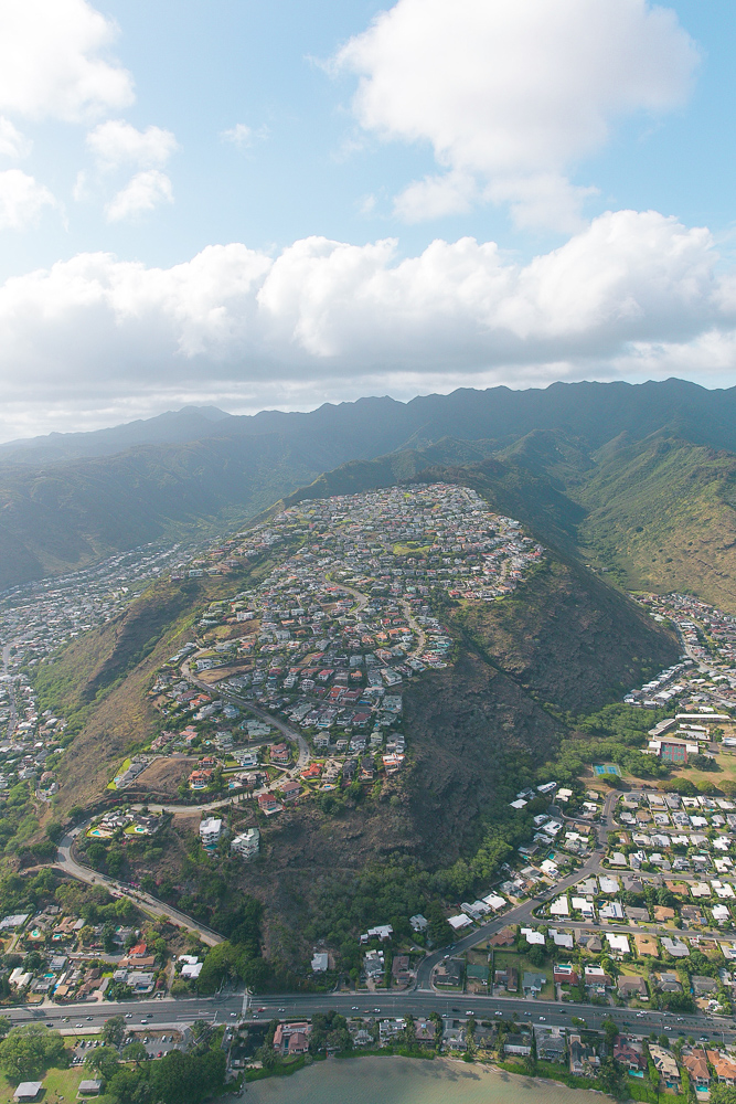 Homes in Oahu, Hawaii | Hawaii helicopter tour
