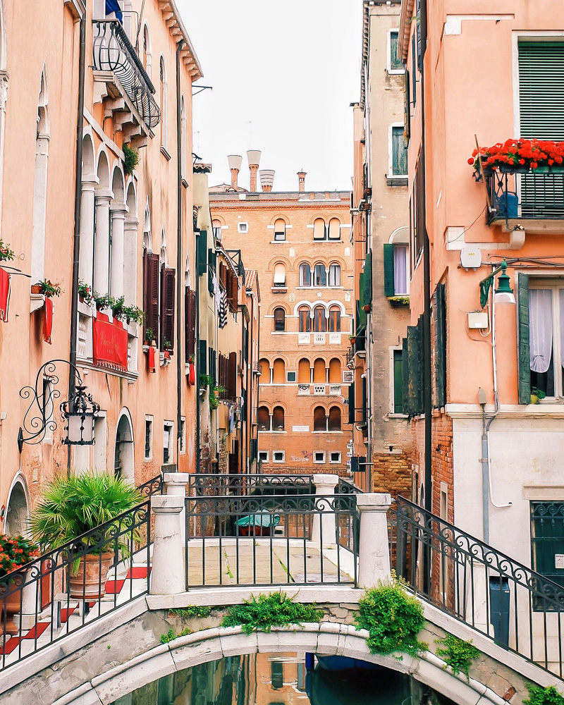 See Italy in 3 weeks! Stop one: Venice