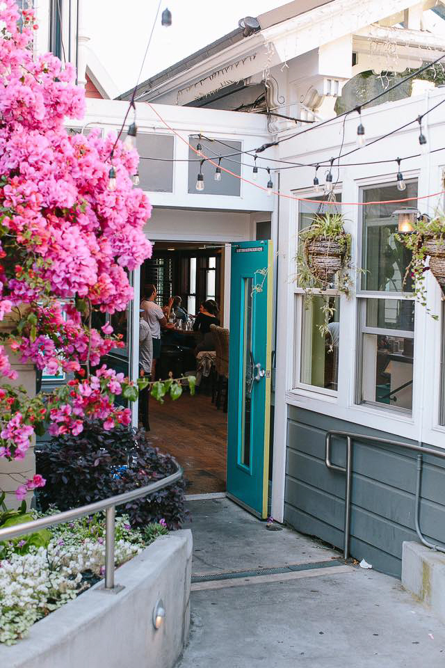 Cuban, Brazilian, Indonesian, Hawaiian, and Caribbean-inspired Palm House in San Francisco
