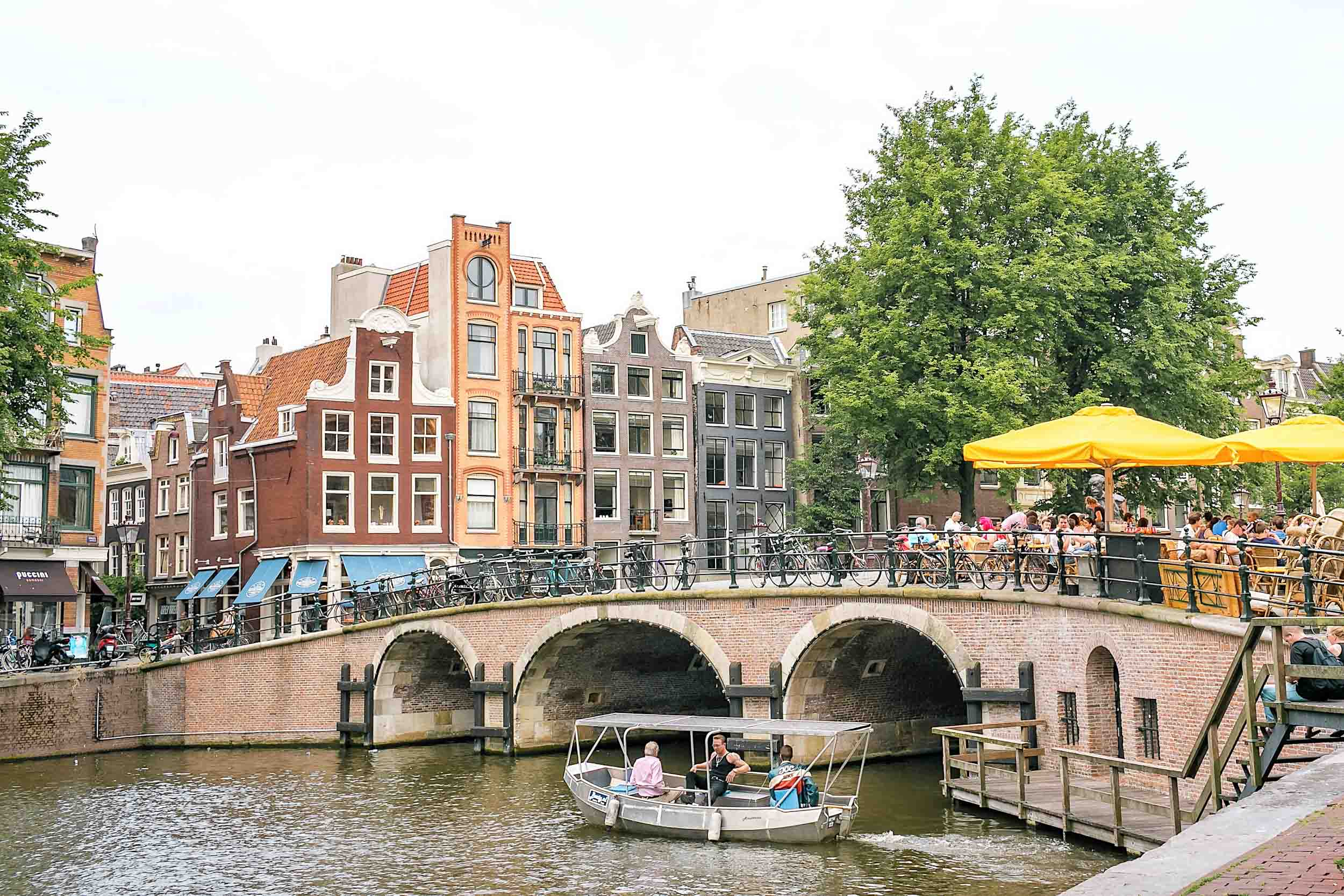 How to see the Netherlands in one week
