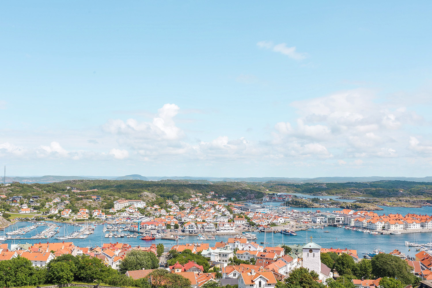 How to spend a week in Europe - Gothenburg and West Sweden