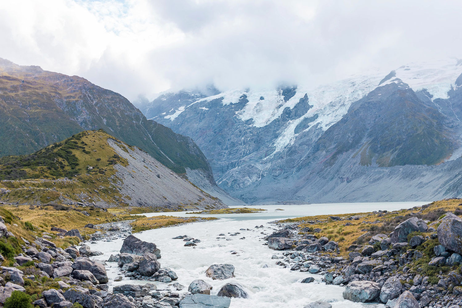 MOUNT COOK VILLAGE -