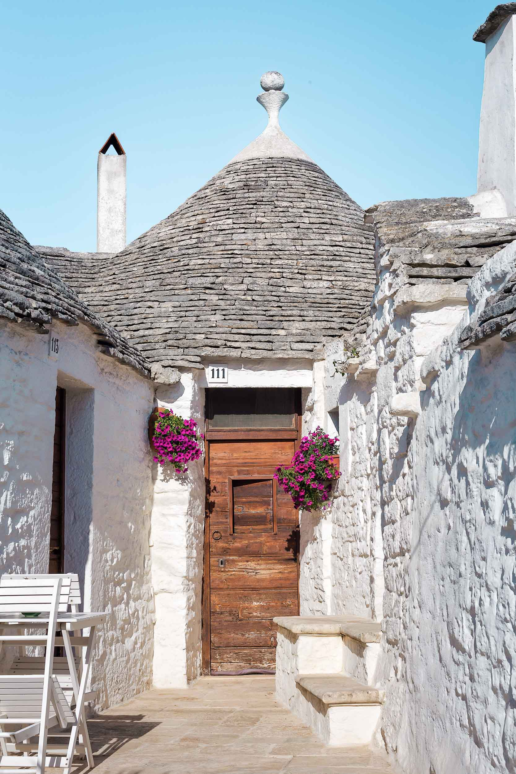 Where to stay in Alberobello, Italy