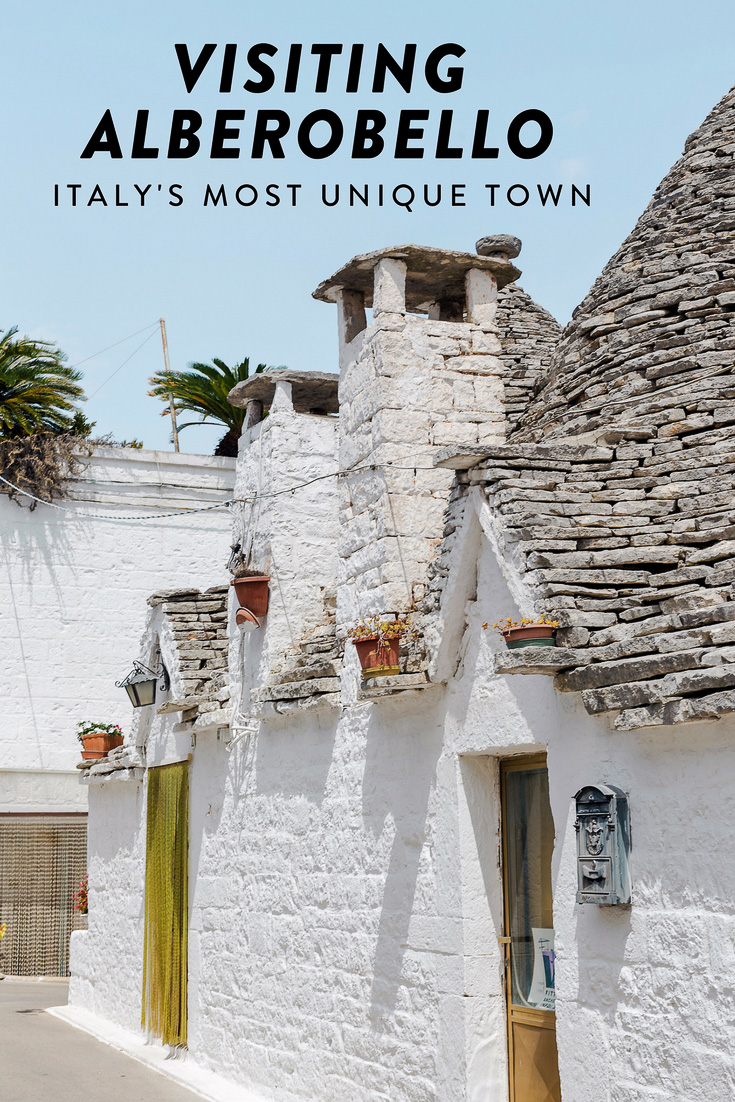 What you need to know about visiting Alberobello in Puglia. Italy's most unique and picturesque town and the perfect off-the-beaten-path destination!